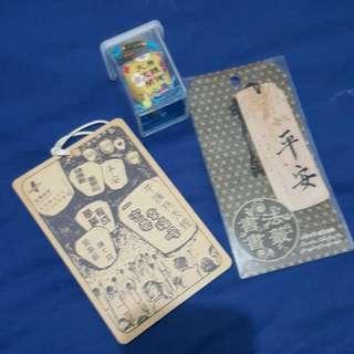 Taiwan Ornaments x3
