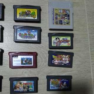 Nintendo's gameboy Games (updated)