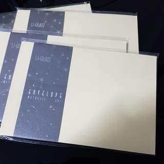 U-grade UG-AV57 envelopes