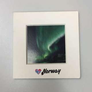 Norway Ref Fridge Magnet
