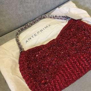 Anteprima 紅色中size 全新手袋
