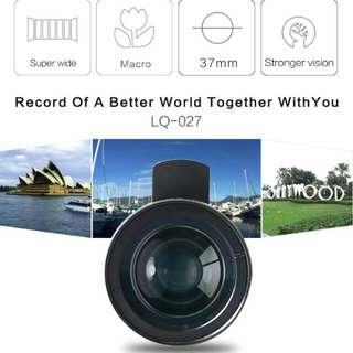 0.45x Phone Lens