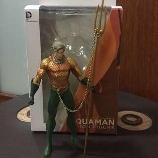 DC Direct Justice League: Aquaman New 52 Action Figure