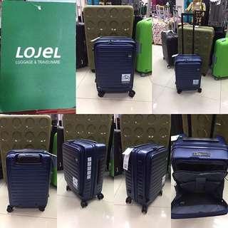 """日本牌子 Lojel Cubo 21"""" 藍色行李箱 100% 全新 耐用性價比高"""