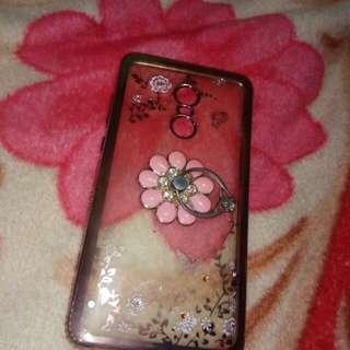Ring Case Xiaomi Redmi Note 4X Rose Gold