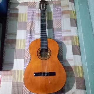 Acoustic suzuki guitar
