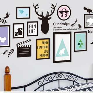 Frame Wall Sticker