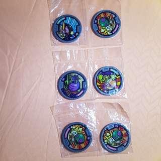 Yokai Watch Medals