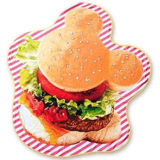 Tokyo Disneysea Disneyland Disney Resorts Sea Land Disney Resort Cute Food Hamburger Towel