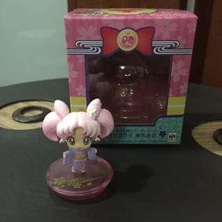 Sailor Moon 20th Anniversary Kimono Ver. PVC Figures Toys Chibi Moon
