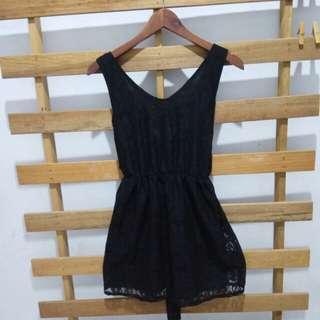Lacey korean dress