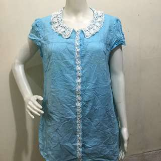 INAIN blue sleepwear large