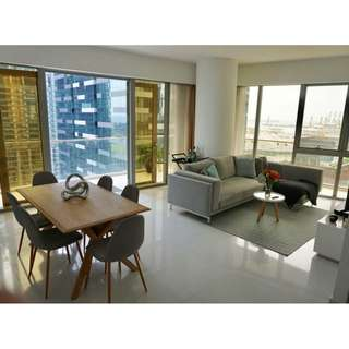 FOR RENT ONE SHENTON APT - EXEC SHORT-TERM/3-MONTH CBD 1-BED TO 15 MAY
