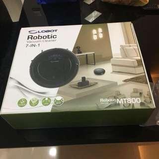 Robotic vacuum cleaner (MT800)