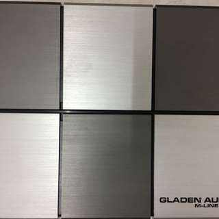 Gladen Audio amplifier