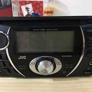 JVC car cd receiver radio kw-xg706 CD/MP3/WMA