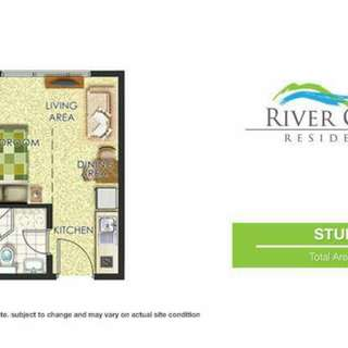 Ready for Occupancy Condo in Rivergreen Residences Sta Ana near Circiu Makati