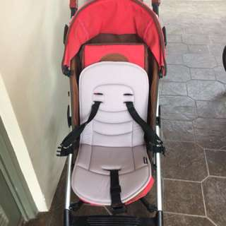 Pre loved chicco stroller