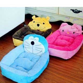 Cushioned pet bed!  For dogs/cats