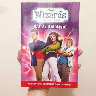 Novel Wizards of Waverly Place