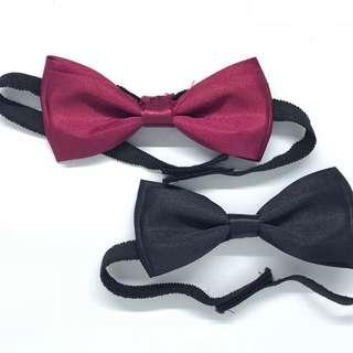 Dasi kupu-kupu bow ties