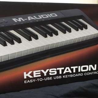 M-Audio 61-key MIDI Controller