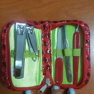 Watson's manicure set