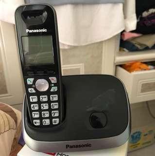 家用無線電話