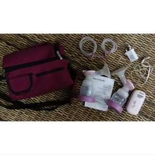 MALISH ARIA Double Breast Pump
