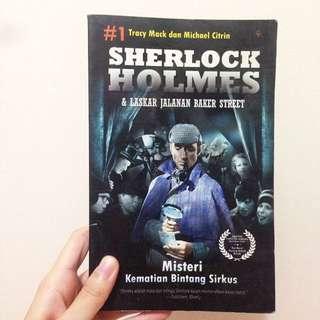 Novel Sherlock Holmes
