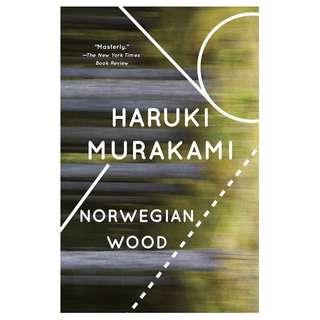 EBOOK: Norwegian Wood by Haruki Murakami