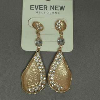 Ever New Gold Earrings