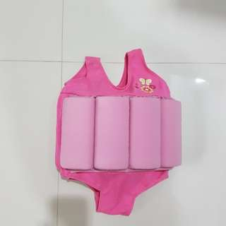 Swimming Costume with float