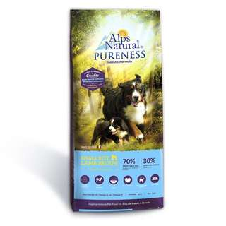 Alps natural dog dry food 13kg