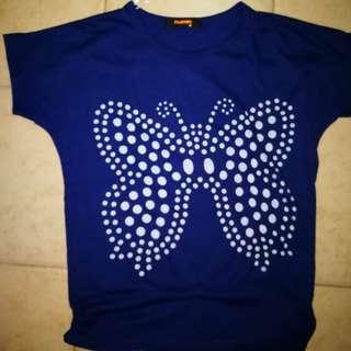 Human Butterfly Shirt