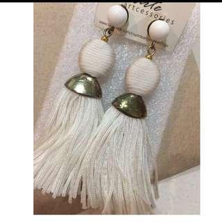 REPRICED Tassel Earrings