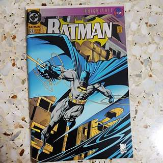 DC Batman Knightfall #19 Comic
