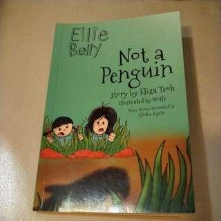 Ellie Belly Not A Penguin