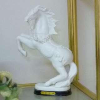 Collectibles -- White Horse