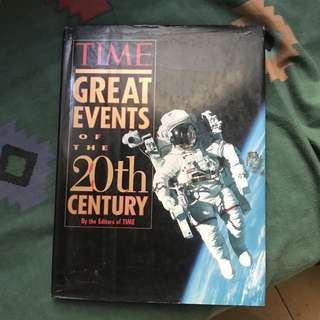 time - grest events of the 20th century