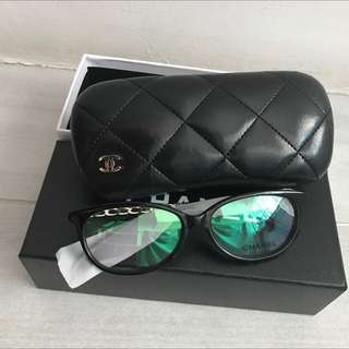 Authentic Chanel Frame Glasses Spectacles no Degree in stock