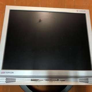 Topcon15吋顯示器eTop3-150