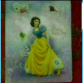 Instock Disney Princess Exercise Books