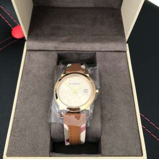 100% Authentic Burberry women watch (BU9111)