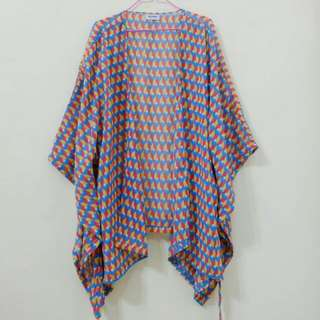 Oversize kimono outher