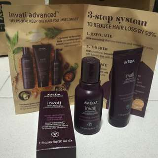 AVEDA HAIR AND SCALP CARE