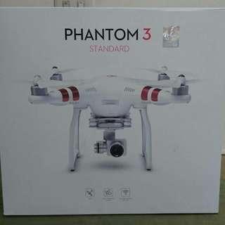 DJI Phantom 3 Standard四軸飛行器 遙控 空拍機 飛機