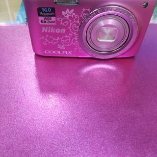 Nikon complex s2700