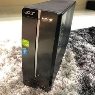 Acer mini ITX casing with PSU