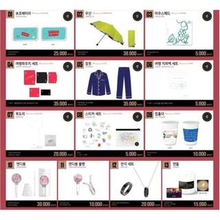 【Preorder】TWICE FM ONCE BEGINS OFFICIAL MD